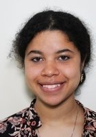 A photo of Andrea, a tutor from Harvard University
