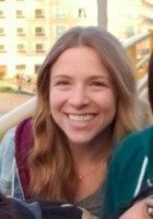 A photo of Catherine, a tutor from University of Vermont