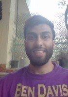 Indianapolis, IN Graduate Test Prep tutor Akaash