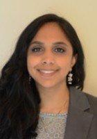 A photo of Harini, a tutor from Furman University