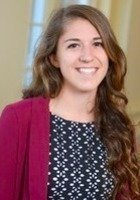 A photo of Aley Kate, a tutor from High Point University