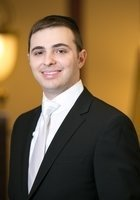 A photo of Moshe, a tutor from Touro College