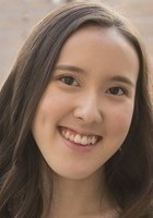 A photo of Catie, a tutor from Cornell University