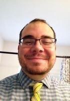 A photo of Nicholas, a Graduate Test Prep tutor in Cranston, RI