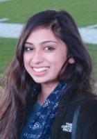 A photo of Pooja, a tutor from University of North Carolina at Chapel Hill