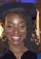 A photo of Tesia, a tutor from University of Maryland-Baltimore County