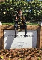 A photo of Justin, a tutor from Morehouse College