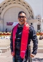 A photo of Isaias, a tutor from San Diego City College