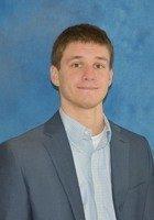 A photo of James, a tutor from Elon University