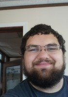 A photo of James, a tutor from Christian Brothers University