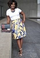A photo of Ashley, a tutor from Southern University Law Center