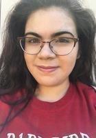 A photo of Adriana, a tutor from Carroll University
