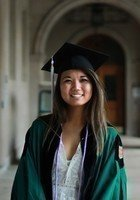 A photo of Shannon, a tutor from Washington University in St Louis