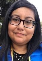A photo of Lizbeth, a tutor from University of California-Santa Barbara
