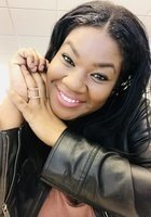 A photo of Destany, a tutor from Texas Southern University