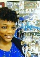 A photo of Eleia, a tutor from University of Kentucky