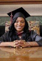 A photo of Kenyatta, a tutor from Rosemont College