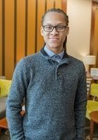 A photo of Joseph, a tutor from DePaul University