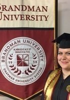 A photo of Alessia, a tutor from Brandman University