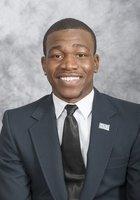 A photo of Joshua, a tutor from Winston-Salem State University