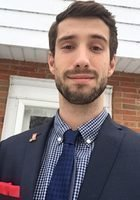 A photo of Milos, a tutor from Mercyhurst College