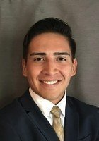 A photo of Tony, a tutor from Arizona State University