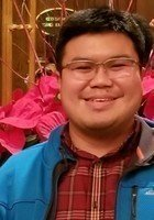 A photo of Keizo, a tutor from Edgewood College