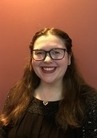 A photo of Jacqueline, a tutor from Le Moyne College