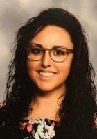 A photo of Kayla, a tutor from Mount Mercy University