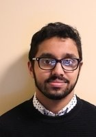 A photo of Jeremiah, a tutor from Northeastern University