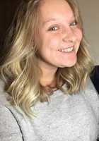 A photo of Sydnee, a tutor from South Dakota State University