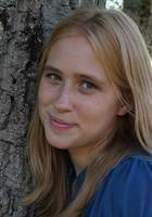 A photo of Rebecca, a tutor from Eastern Nazarene College