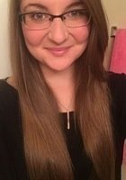 A photo of Kelli, a tutor from University of Central Arkansas