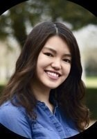 A photo of Evelyne, a tutor from Rice University
