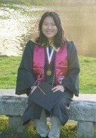 A photo of Esther, a tutor from University of Massachusetts Amherst
