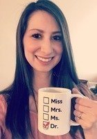 A photo of Ana-Alicia, a tutor from University of New Mexico-Main Campus
