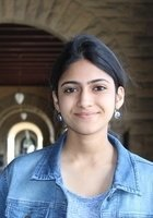 A photo of Richa, a tutor from Stanford University