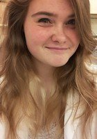 A photo of Sara, a tutor from Virginia Commonwealth University