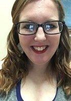 A photo of Rachel, a tutor from Alvernia University