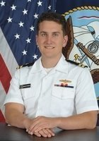 A photo of Devon, a tutor from Naval Postgraduate School
