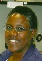 A photo of Joyce, a tutor from John F Kennedy University